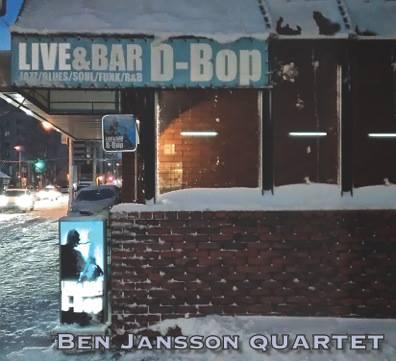 Ben Jansson Live At D-Bop